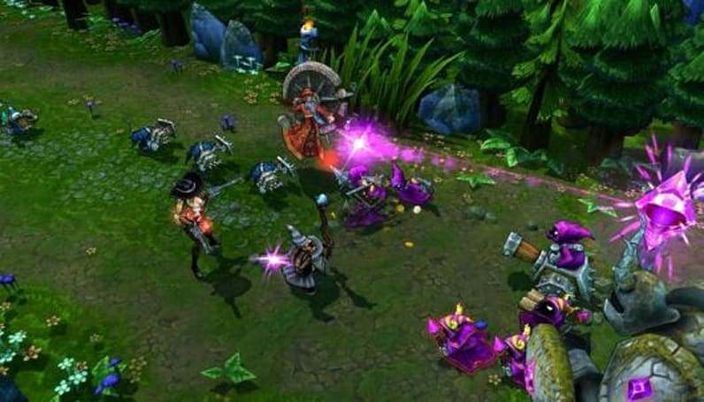 Chinese MMO market gravitating toward hardcore and competitive titles