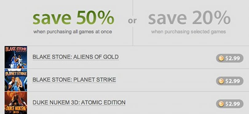 GOG discounts Apogee games this weekend