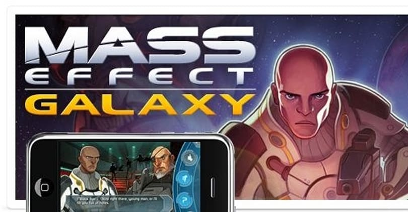 TUAW at E3: Mass Effect Galaxy on the iPhone