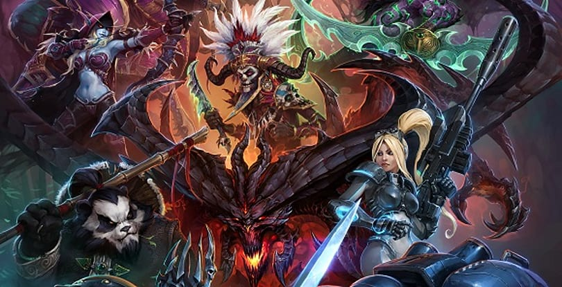 Heroes of the Storm: New battleground revealed
