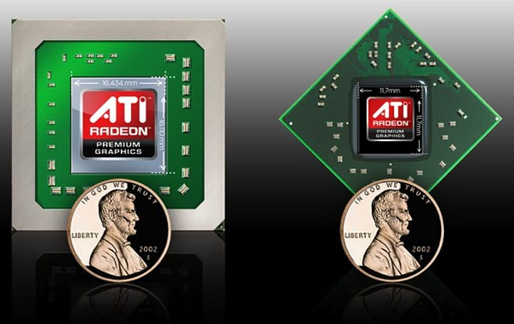 AMD's new ATI Mobility Radeon HD 4860 and HD 4830 chew pixels with 40nm teeth