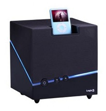 Logic3's JiveBox does your iPod audio HD style