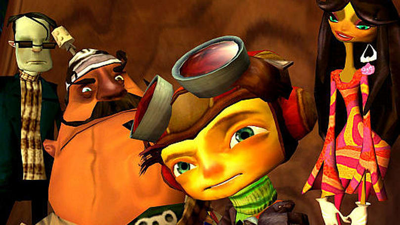 Double Fine discounts: Psychonauts, Iron Brigade, Stacking and more