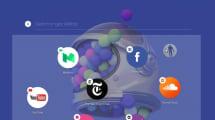Operas Browser-Experiment Neon ist eine Finte