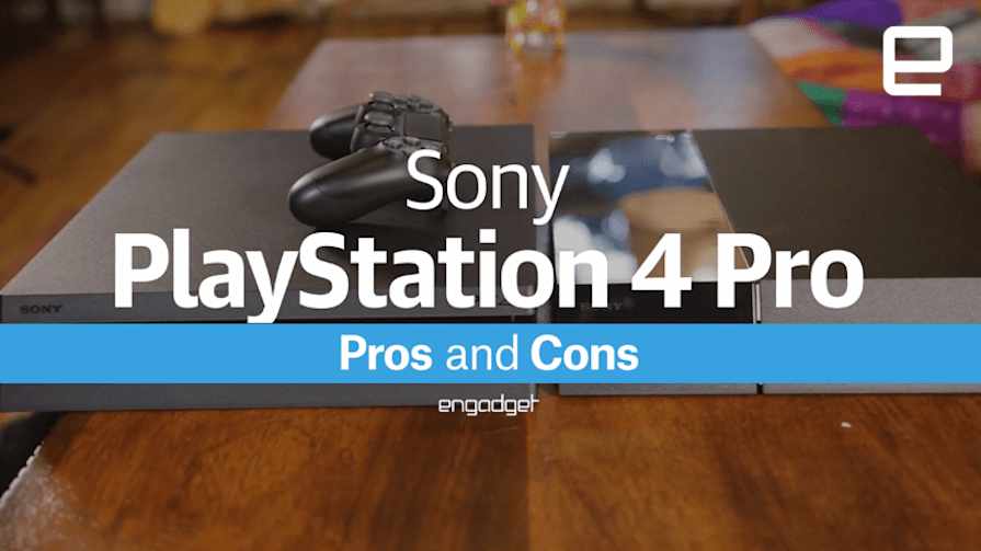 PlayStation 4 Pro: Pros ans Cons