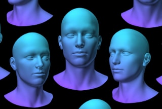 MIT's AI figured out how humans recognize faces
