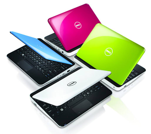 Dell Inspiron Mini 10 shipping April 1st with integrated Clear WiMAX