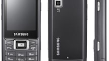 Samsung's dual-SIM C5212: for when two numbers are important, style isn't