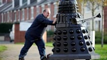 UK man builds life-sized Dalek, furthers intergalactic evil