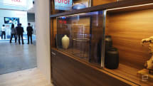 Panasonic's new prototype TV can hide in plain sight