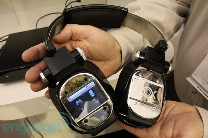 Nox Audio Admiral Touch preview: the wireless noise-canceling surround headset with Android 2.1