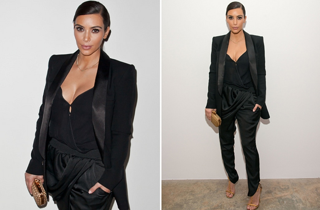 Top 9 at 9: Kim Kardashian nails it in a tux, trendy workout classes and more