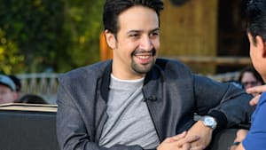 Lin-Manuel Miranda on His Oscar Dreams
