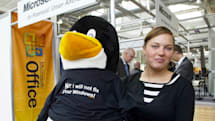 Microsoft's SQL database software now runs on Linux