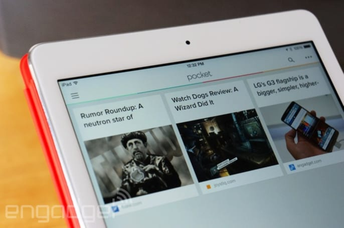 Pocket's new paid service gives you a permanent reading collection