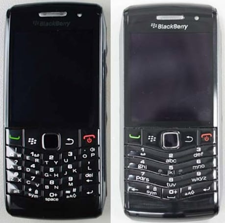 BlackBerry Pearl 3G scoops FCC approvals in two flavors