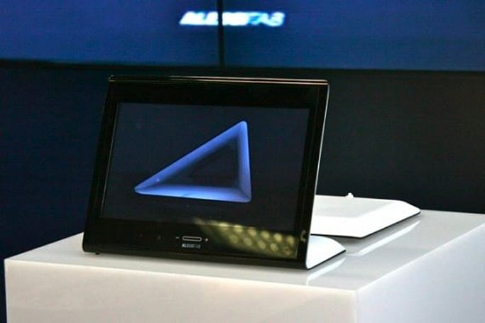 AlessiTAB Android touchscreen for fancy European kitchens announced for fall