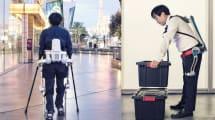 H-WEX, H-MEX & HUMA: Hyundais Exoskelett-Gang