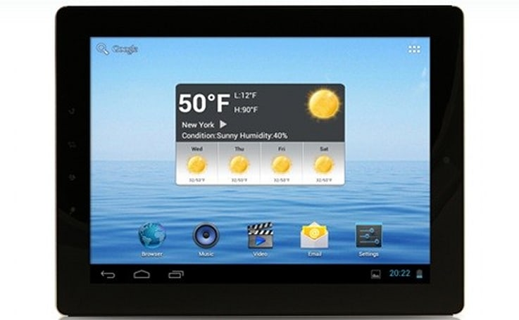 eFun's Nextbook Premium 10SE tablet with ICS now available for $280