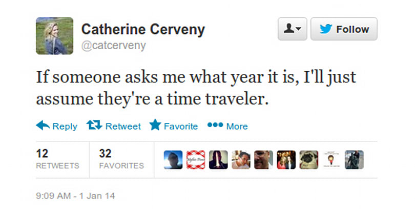 Researchers turn to Twitter in the search for time travelers