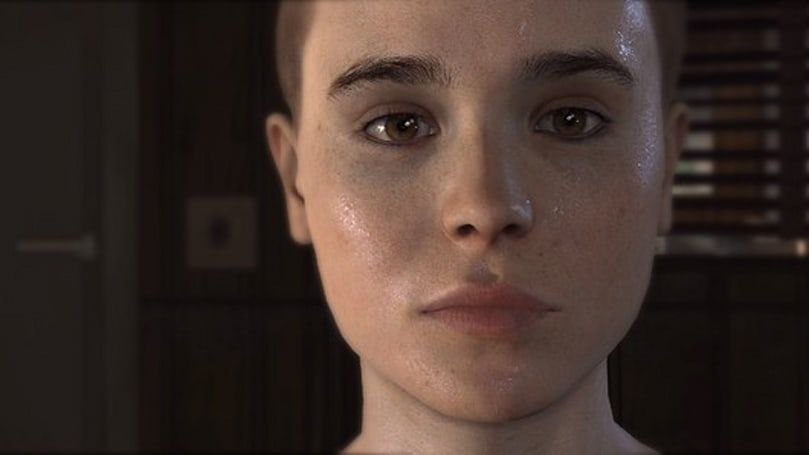 Beyond: Two Souls discussion with Ellen Page and David Cage