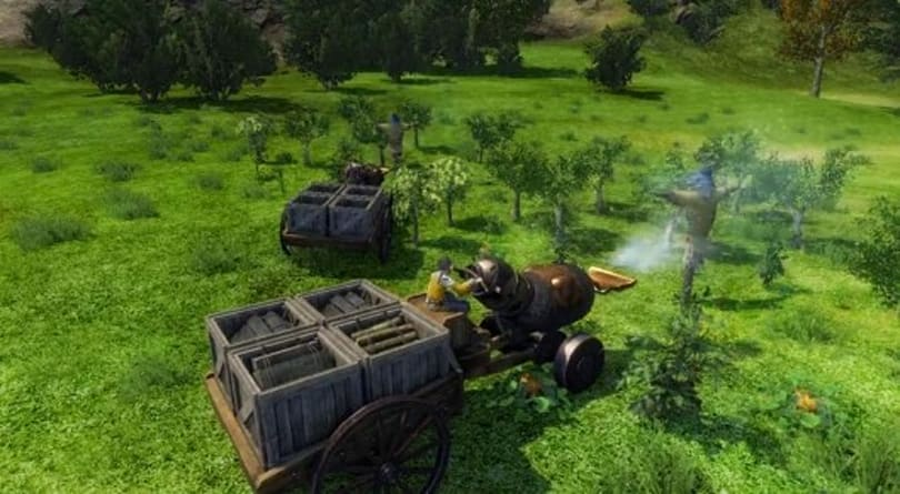 ArcheAge explores the possibilities of an open world in a new video