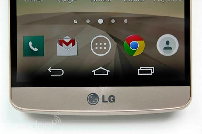 LG sells a record 14.5 million smartphones as profits nearly triple