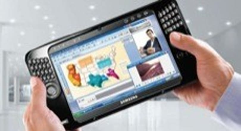 Samsung's Android-powered S-Pad tablet with 7-inch Super AMOLED in August?
