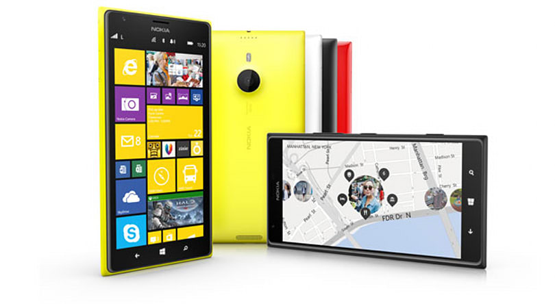 Nokia's Lumia 1520 comes to AT&T on November 15th, priced at $199