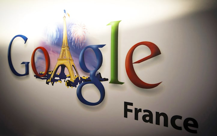 France fines Google for breaking 'right to be forgotten' law