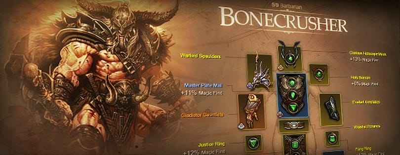 Stalk your friends with Diablo III's new character profiles