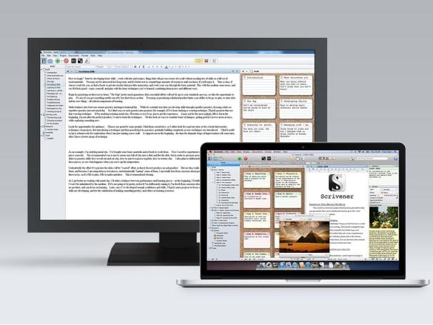 Get Scrivener 2, the award-winning writing app, for 56 percent off