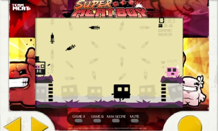 Super Meat Boy is Tiger-riffic on iPhone