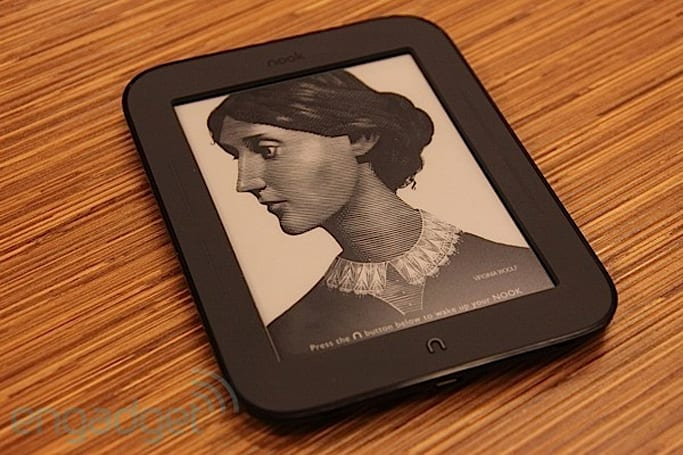 Nook headed for UK as Barnes & Noble goes international, dabbles in the Queen's English