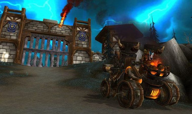 World of Warcraft Patch 3.2 going live