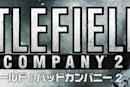 Bad Company 2 in good company on Japanese sales chart