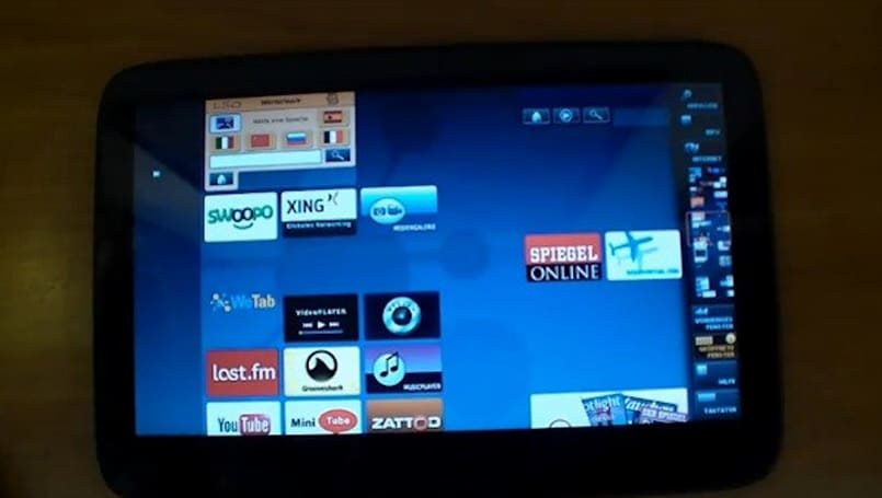 WeTab tablet spotted running MeeGo at IFA