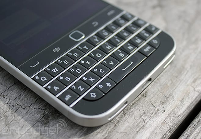 Reuters: BlackBerry is planning on making an Android device