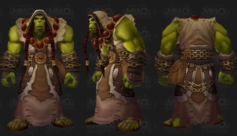 Cataclysm Beta: Thrall receives a new model