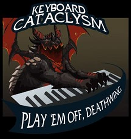 Cataclysm easter egg reveals Deathwing's musical side