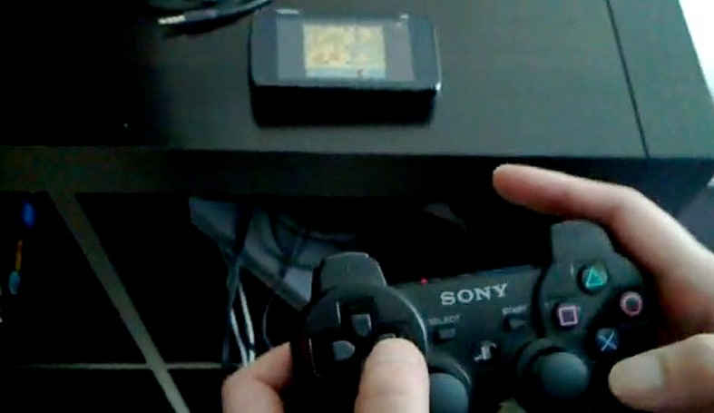 N900 gains PS3 Sixaxis control over SNES gaming (video)