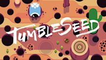 'Threes' artist and friends reveal 'TumbleSeed'