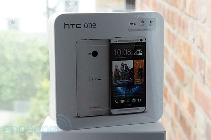 Engadget UK Giveaway: win an HTC One courtesy of Mobile Madhouse