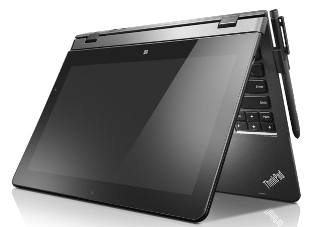 Lenovo's ThinkPad Helix returns with a thinner design and longer battery life