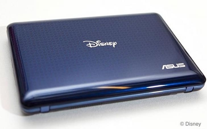 Disney and ASUS announce Netpal netbook for kids