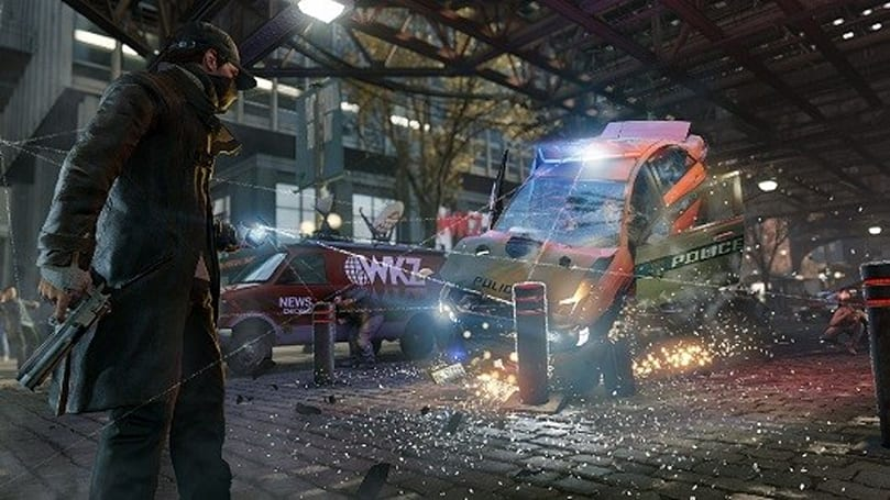Watch Dogs engine originally built for a racing game