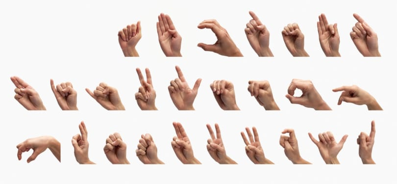 Giphy made 2,000 GIFs to help you learn sign language