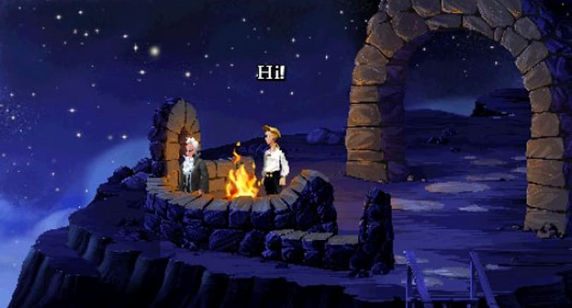 Ron Gilbert imagines a new, independent Monkey Island game
