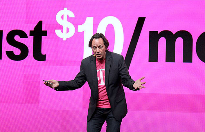 T-Mobile offers more data to tablet users and the budget crowd