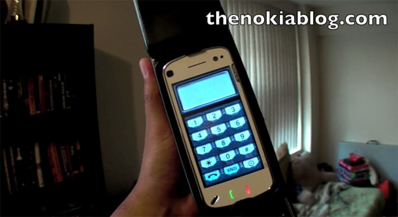 Nokia N97 Cityman disguise knocks N97 back a good two or three years technologically